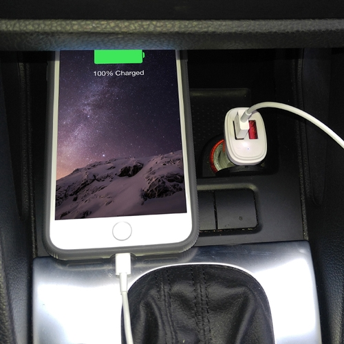 Quick Charge Car Charger