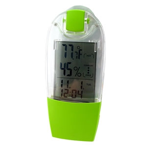 Solar Thermo Hygrometer