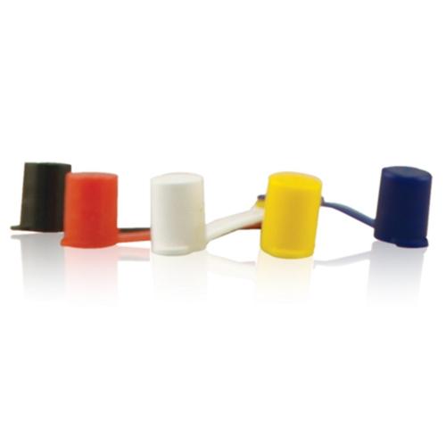 Stadium Cup Whistle Straw Tips - Black