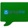 Grip-It™ Coaster Stock Shape 16 sq in - Lime