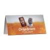 Table Tent Card Stock 12 pt 2 Sided 6.25