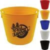 220 oz Clear Polystyrene Party Bucket