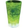 16 Oz. Plastic 5 Light Pint Glass