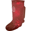 20 Oz. Plastic 1 Light, Light-Up Cowboy Boot Mug
