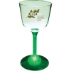 7 Oz. Wine Glass w/ Light Up Contrast Standard Stem