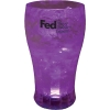 12 Oz. Plastic Light-Up Soda Fountain Glass