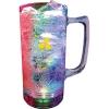 12 Oz. Lighted Plastic Mug w/3 LEDs