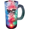 22 Oz. Plastic Light-Up Fluted Mug