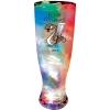 22 Oz. Plastic 3 Light, Light-Up Pilsner Glass