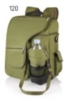Turismo Cooler Backpack w/Water Duffel and Multiple Pockets