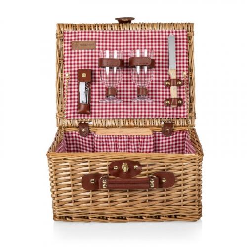 Classic Wine & Cheese Picnic Basket
