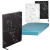 Leeman™ Large Bound Softcover Marble Journal