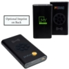 Duo Wireless Charging Pad Power Bank with Suction Cups - UL Certified