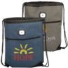 Strand LED Light Drawstring Backpack