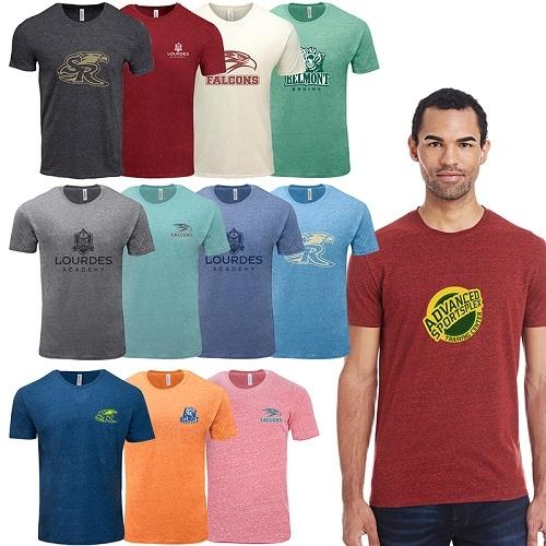 Threadfast Apparel Unisex Triblend Short-Sleeve T-Shirt