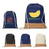 5 oz. Cotton/Cork Drawstring Backpack