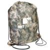 Digital Camo Drawstring Backpack