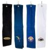 Tri-Fold Golf Towel (16