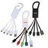 4-in-1 Octopus Charging Cable (Micro, Mini, USB c, USB 3)