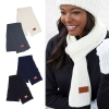 Leeman™ Acrylic Rib Knit Scarf