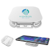 Wireless Charging Pad with Cable Organizer