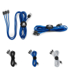 Light-Up-Your-Logo 10 Foot 2-in-1 Cable