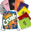 Dye Sub Cinch-Up Drawstring Backpack - SA Express