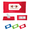 Sanitizer Wipes in Re-sealable Pouch - 10 pc.