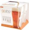 Dishwasher Safe Govino® 16oz Beer Glass 4 Pack