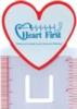 Heart Bookmark Magnifier