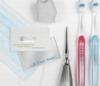 Credit Card Dental Floss w/Mirror