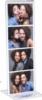 Photo Strip Easel Frame