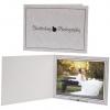 7 x 5 Gray Marble Photo Folder