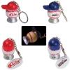 Light Up Baseball & Baseball Hat Keytag