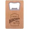 Wood Credit Card Bottle Opener