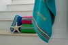 SOL GEAR South Beach Collection Beach Towel (Embroidery)