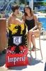 Custom Fiber Reactive Beach Towel (Promotional Weight)