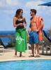 Custom Jacquard Woven Beach Towel