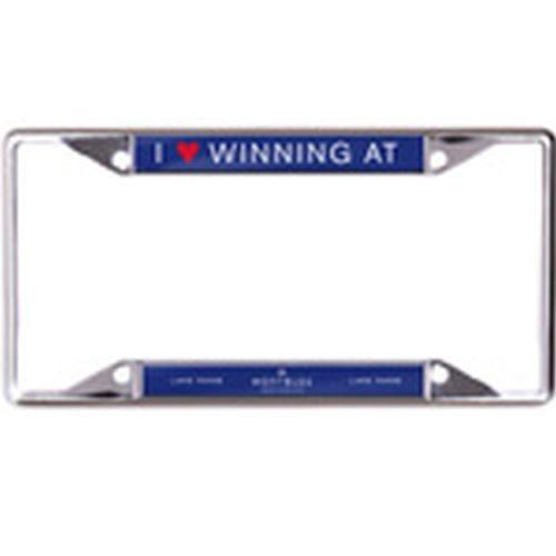 Glossy License Plate Frame