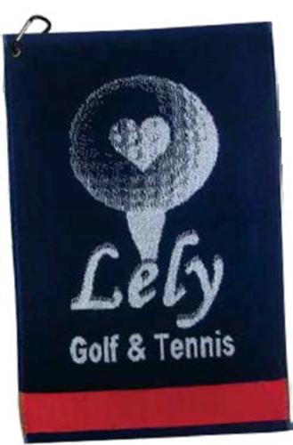 Jacquard Golf Towel (16