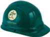 OSHA Certified Hard Hat w/ Decal on 2 Sides