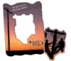 21-35 Sq. In. Custom Shape Acrylic Magnet Frame