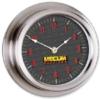 Nickel Replica Porthole Clock (9