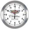 Aluminum Metal Wall Clock (10