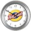 Metal Wall Clock (10 1/4