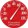 Outdoor Thermometer (12
