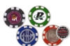 Poker Chip w/ Removabel Ball Marker