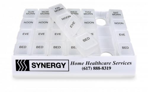 24/7 Medicine Tray Organizer