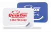 Business Card Letter Opener