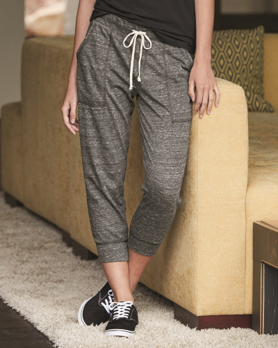 Women's Eco-Jersey Cropped Jogger - 2900